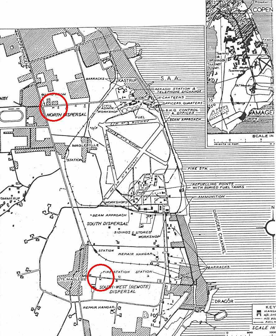 Dines Bogo 2 Verdenskrig Besaettelsen Kobenhavns Lufthavn Tysk