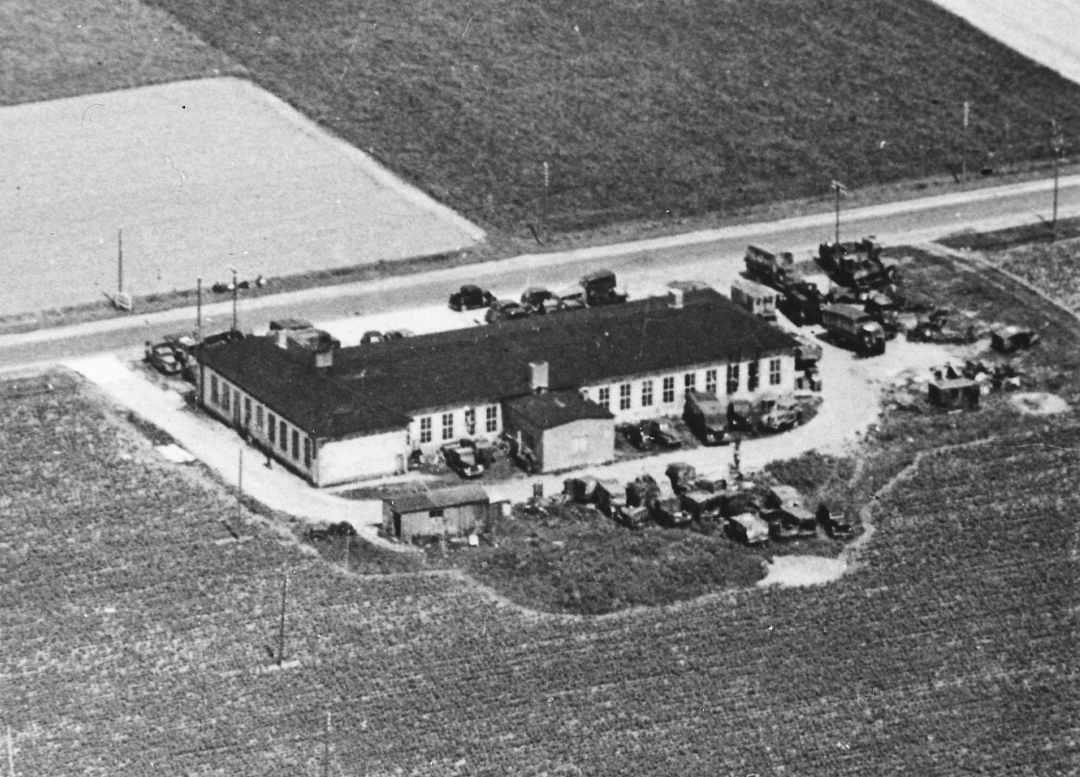 Kirkevej 24 - Tysk Brandstation